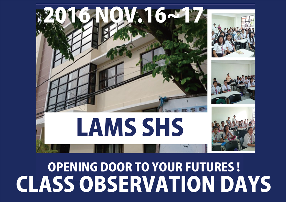 LAMS-OVSAERVATION
